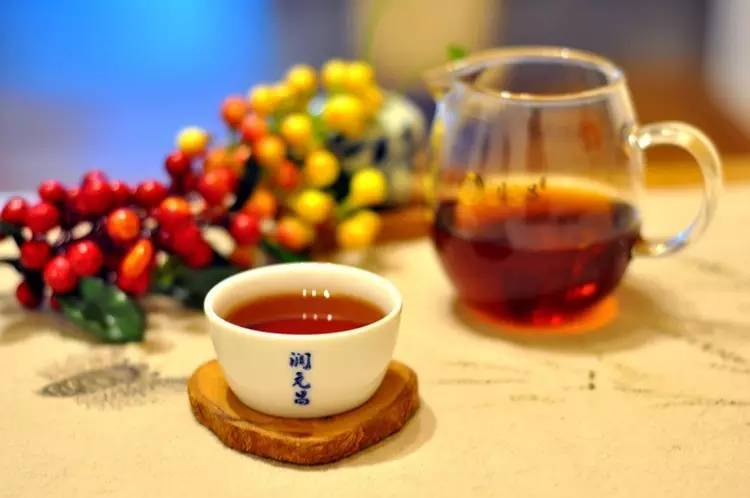 潤元昌大紅柑柑普茶-2