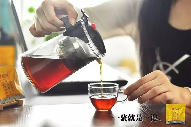 哪些人不能喝柑普茶
