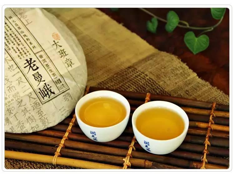 老曼峨普洱茶的特点