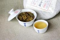 潤元昌2016年班章金藏青餅普洱生茶收藏家系列