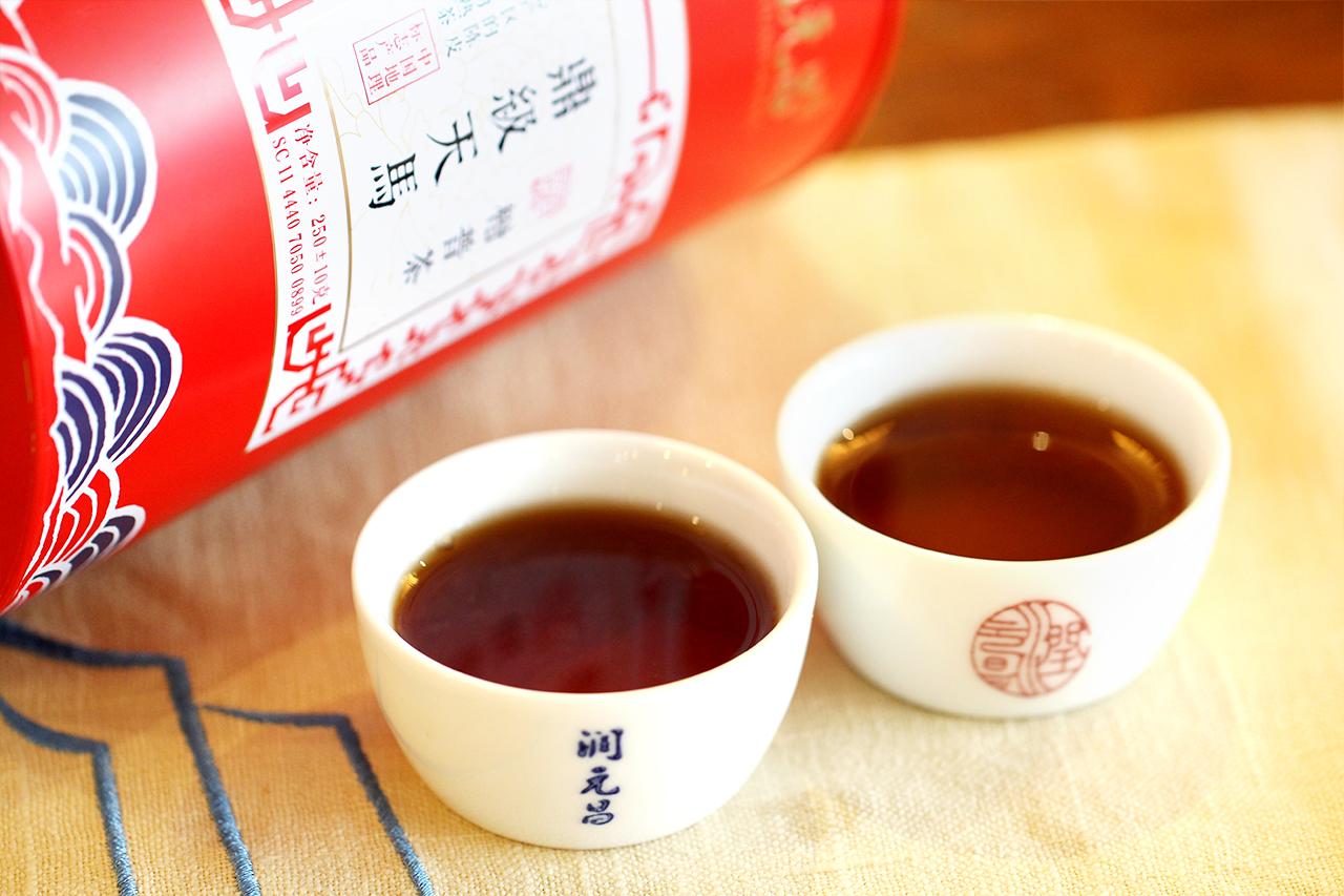 鼎级天马小青柑柑普茶05
