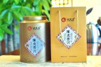 2016年陳皮普洱金罐-500克4