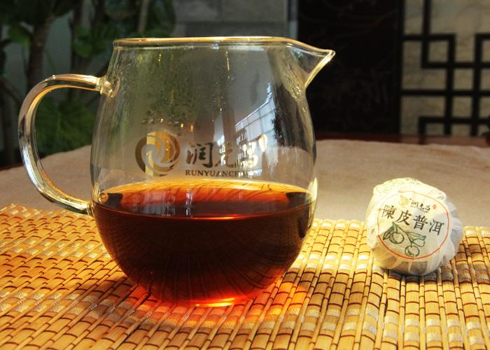 小青柑普洱茶與柑普茶的區別-沖泡方式