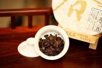 潤元昌2017年大美之春熟茶餅普洱熟茶春系列