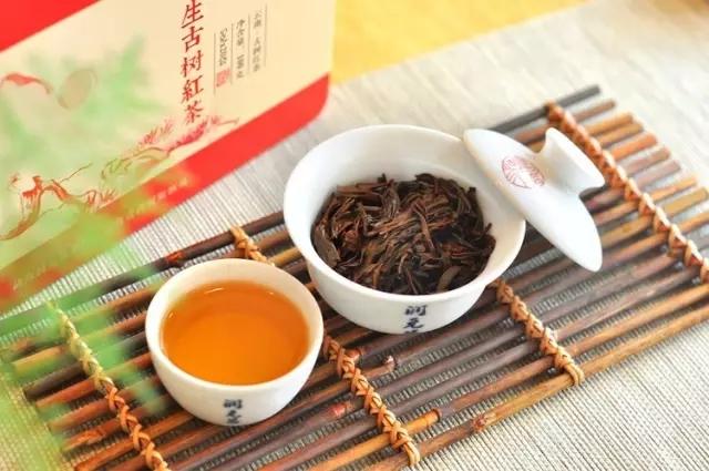 古樹紅茶的功效與作用