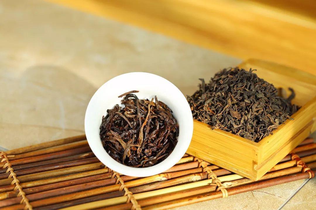 潤元昌2015年普洱熟茶