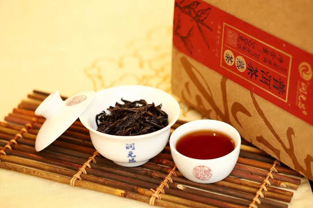 润元昌2017年三级散茶-500g普洱熟茶散茶系列