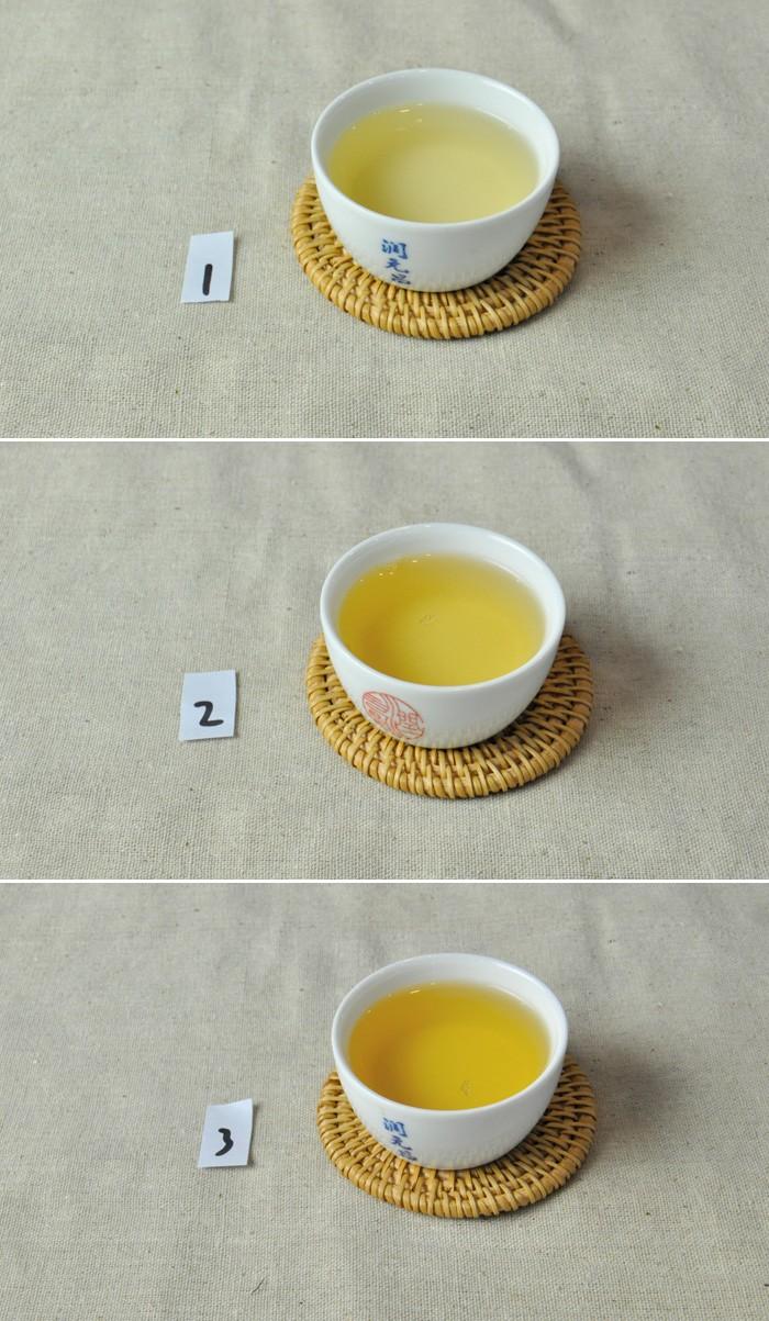 22润元昌普洱茶景迈竹筒茶