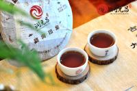 潤元昌2015年勐海印象熟餅_03