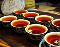 潤元昌2013年布朗之春熟茶_07