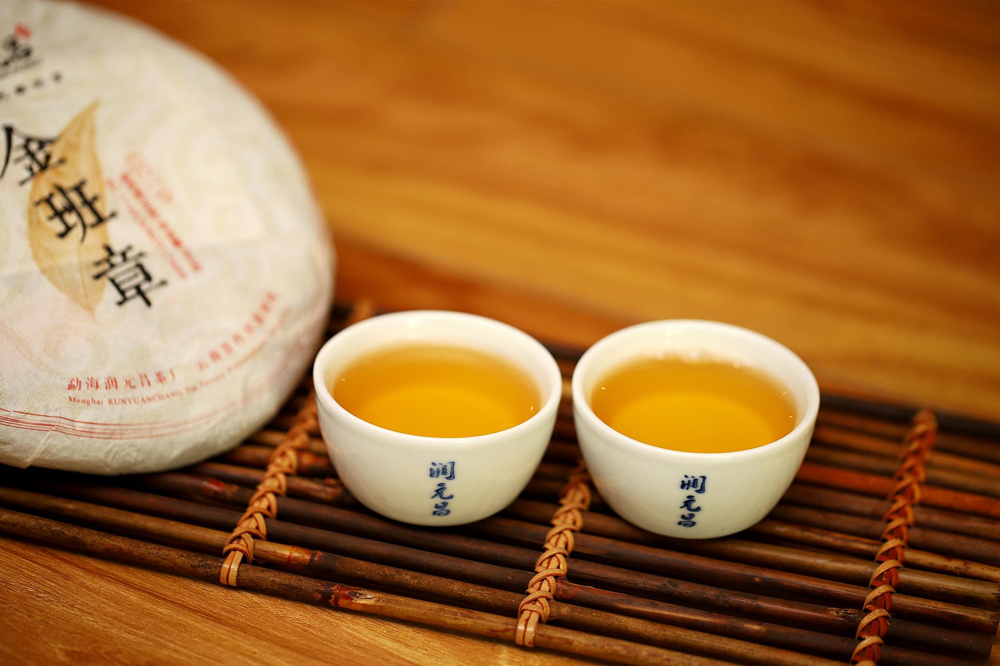 701金班章生茶匠心獨運,品質如金_04