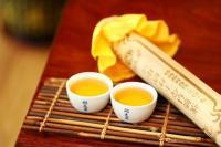 潤元昌2018年云南勐海生態竹筒茶