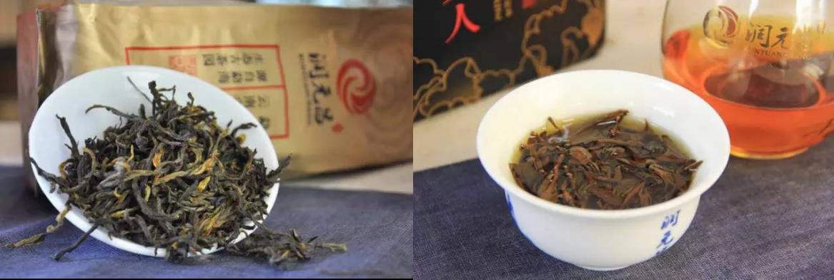 古樹紅茶好壞對比圖片