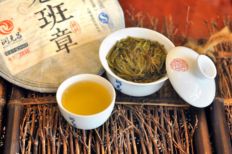 普洱陳茶與新茶外形對比