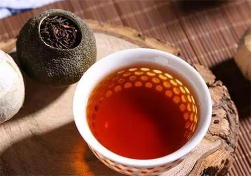 小青柑普洱茶怎么泡