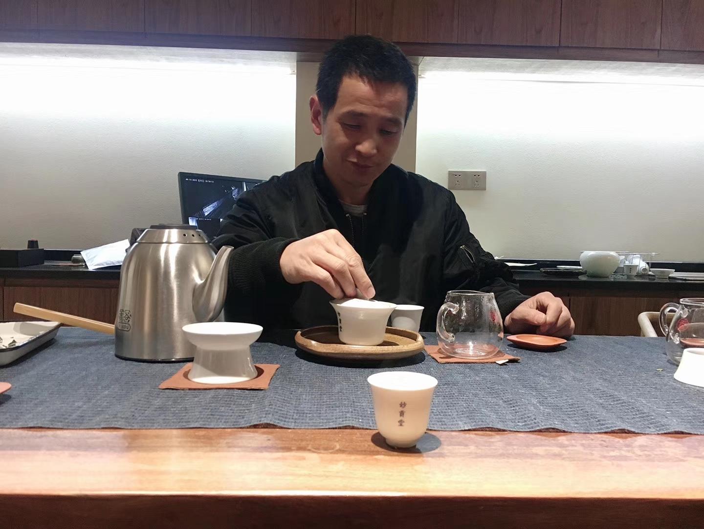 白茶加盟品牌