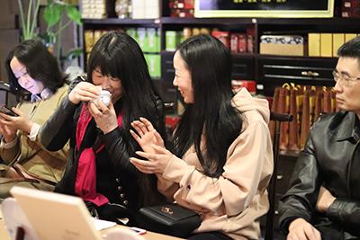 茶叶店经营技巧