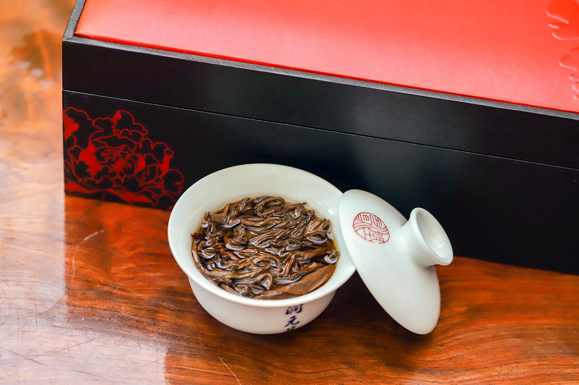 古樹普洱茶沖泡方法