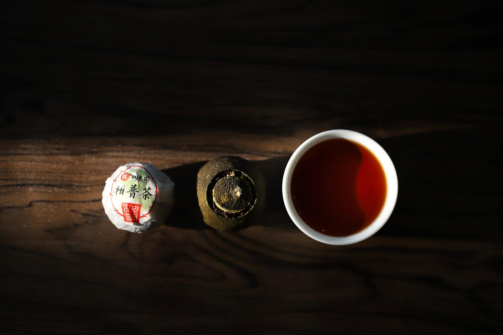 普洱茶減肥