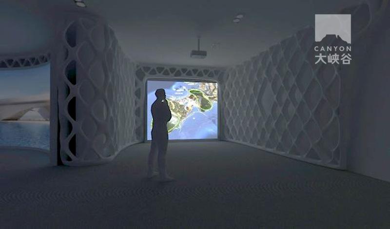 半山半岛文化展厅设计-13938323522299