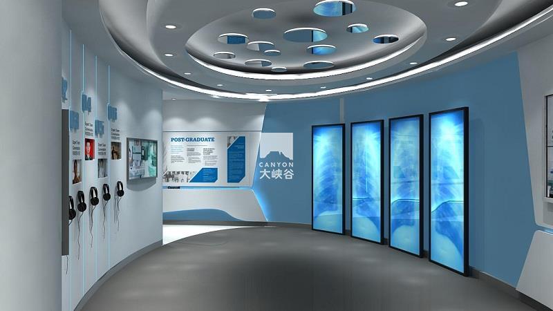 康斯亚展厅设计-图片2