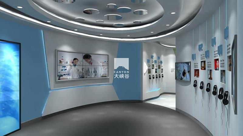康斯亚展厅设计-图片3