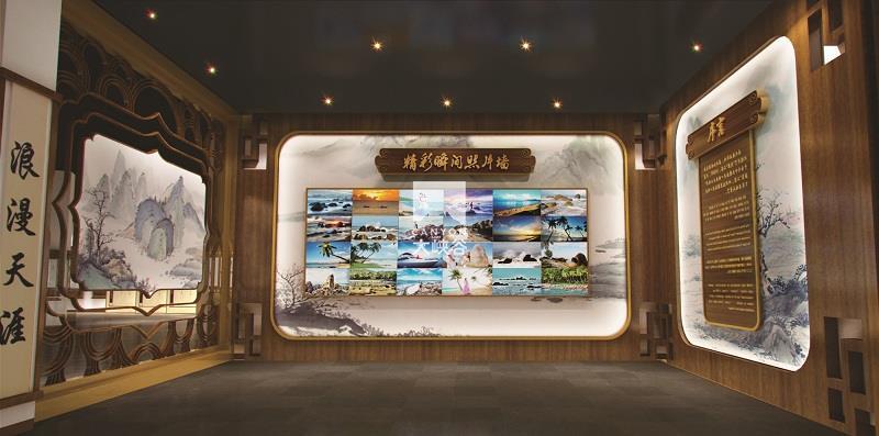 天涯海角文化苑展示厅设计-tyhjwhy-2