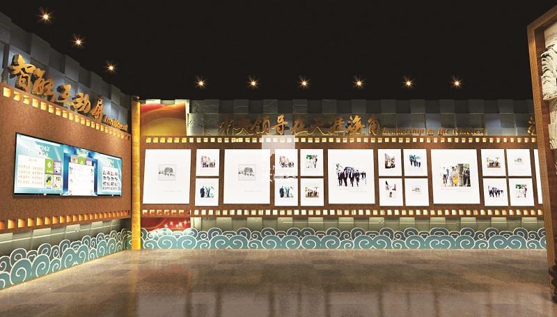 天涯海角文化苑展示厅设计-tyhjwhy-6