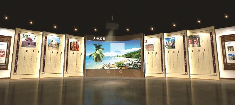 天涯海角文化苑展示厅设计-tyhjwhy-7