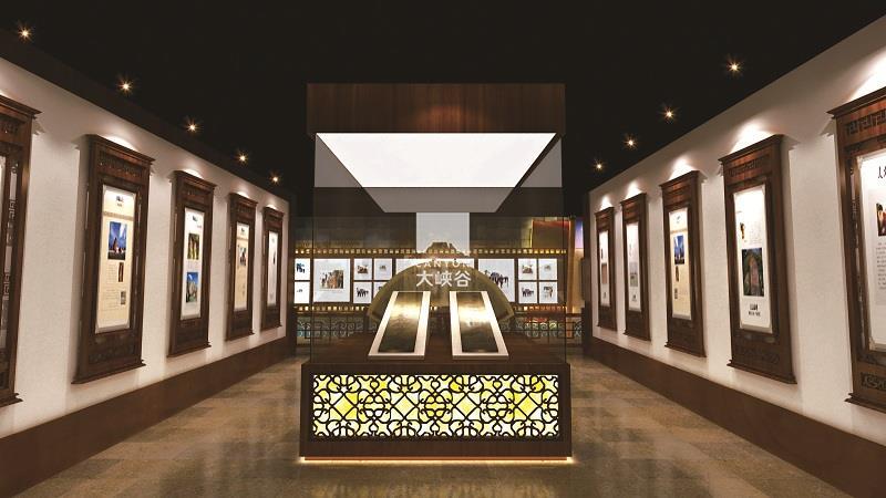 天涯海角文化苑展示厅设计-tyhjwhy-9