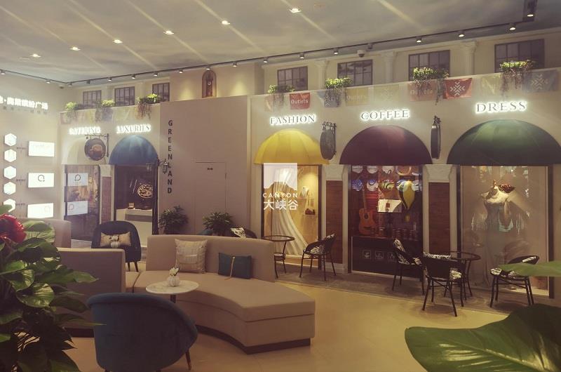 08绿地·启东奥莱广场工法展厅设计-图片29