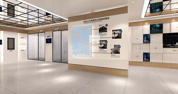 01青浦远洋工法展厅-Well七大体系在本项目的落地