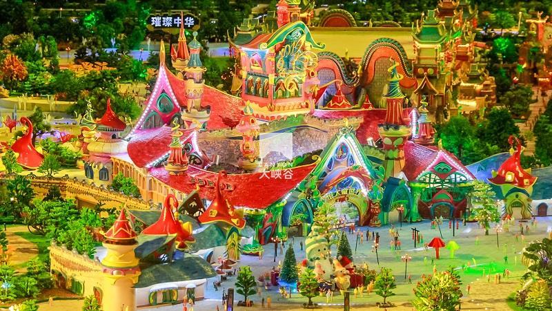 贵阳恒大童世界乐园-_MG_5019