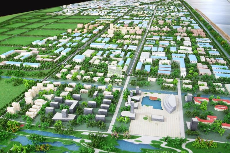 启东滨海工业园规划互动沙盘总体模型-IMG_8578