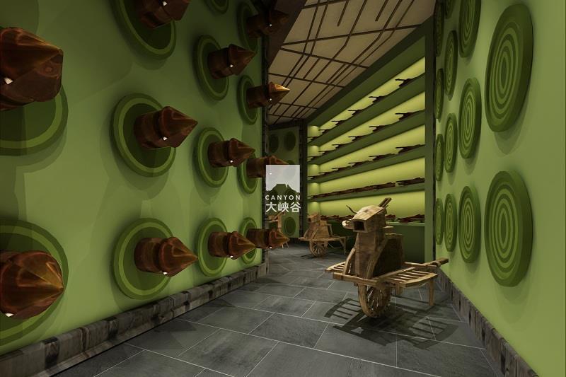 蔡家坡·三国主题游乐园-6某事造物