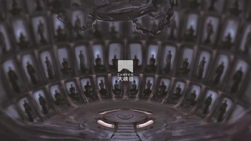 乐华·欢乐世界·盗墓鬼屋-天旋宫