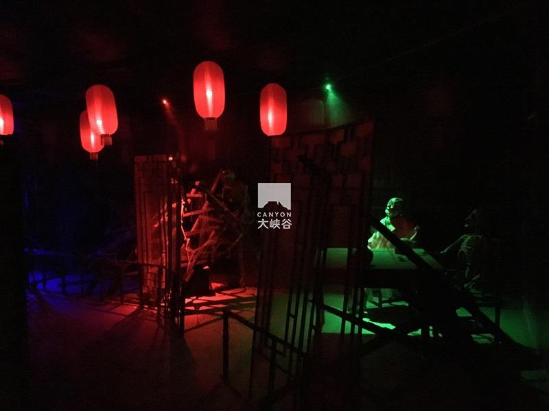 武汉欢乐谷—幽灵戏班-IMG_1374