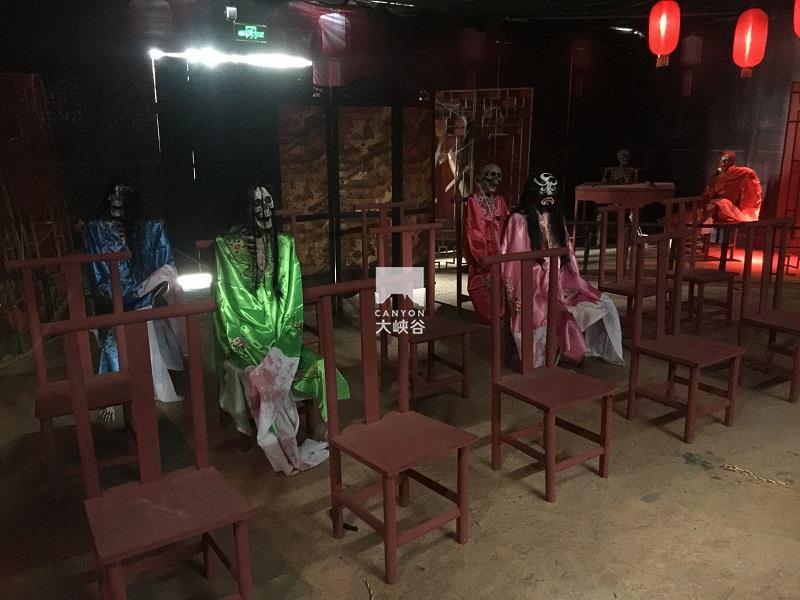 武汉欢乐谷—幽灵戏班-IMG_6564