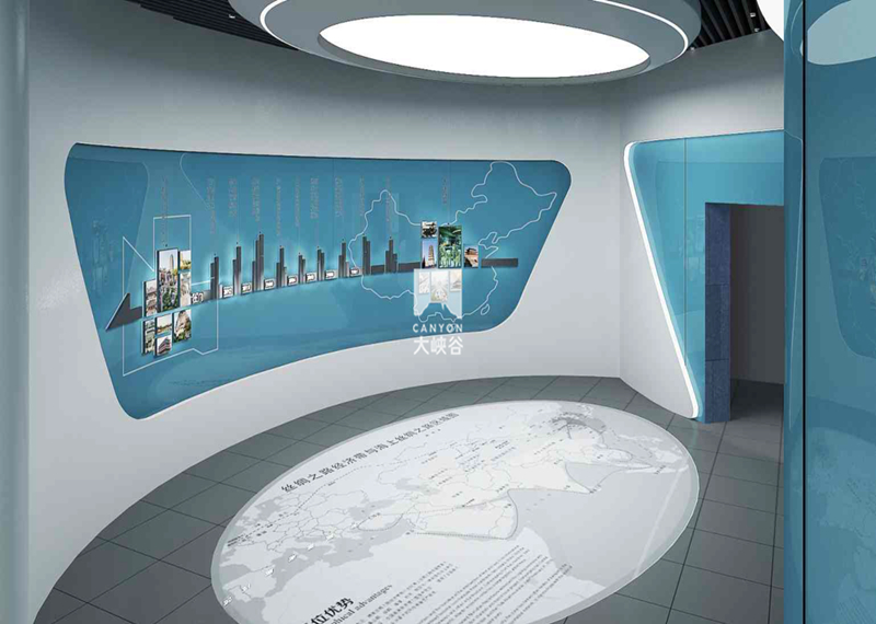 西安土门地区展厅设计-图片24