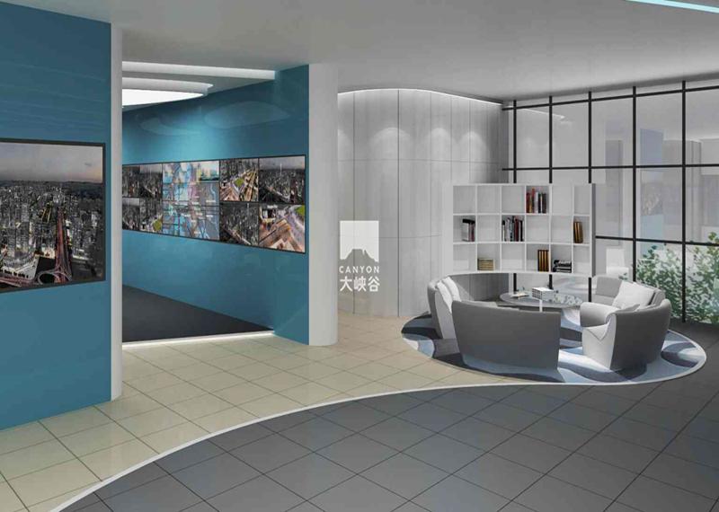 西安土门地区展厅设计-图片25