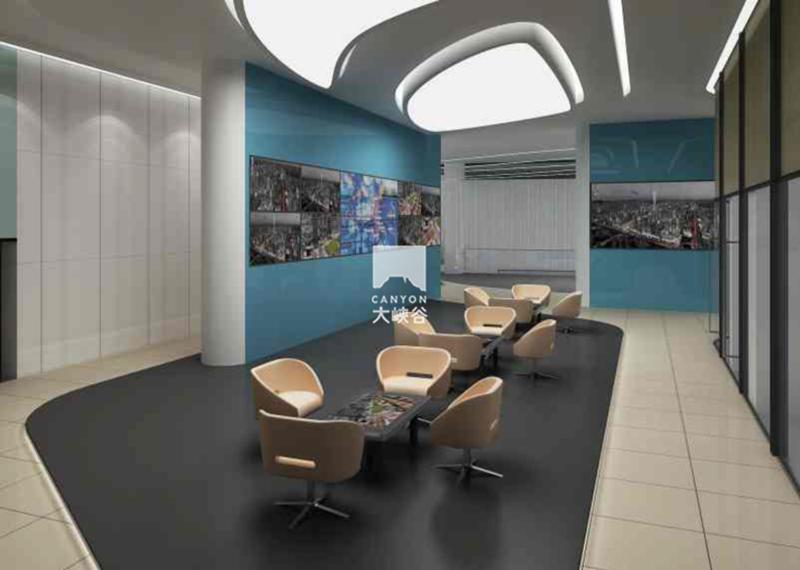 西安土门地区展厅设计-图片27