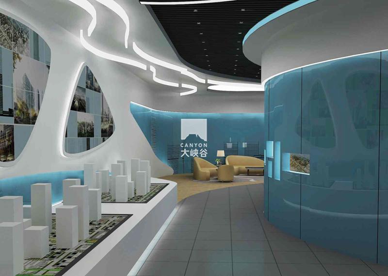 西安土门地区展厅设计-图片28