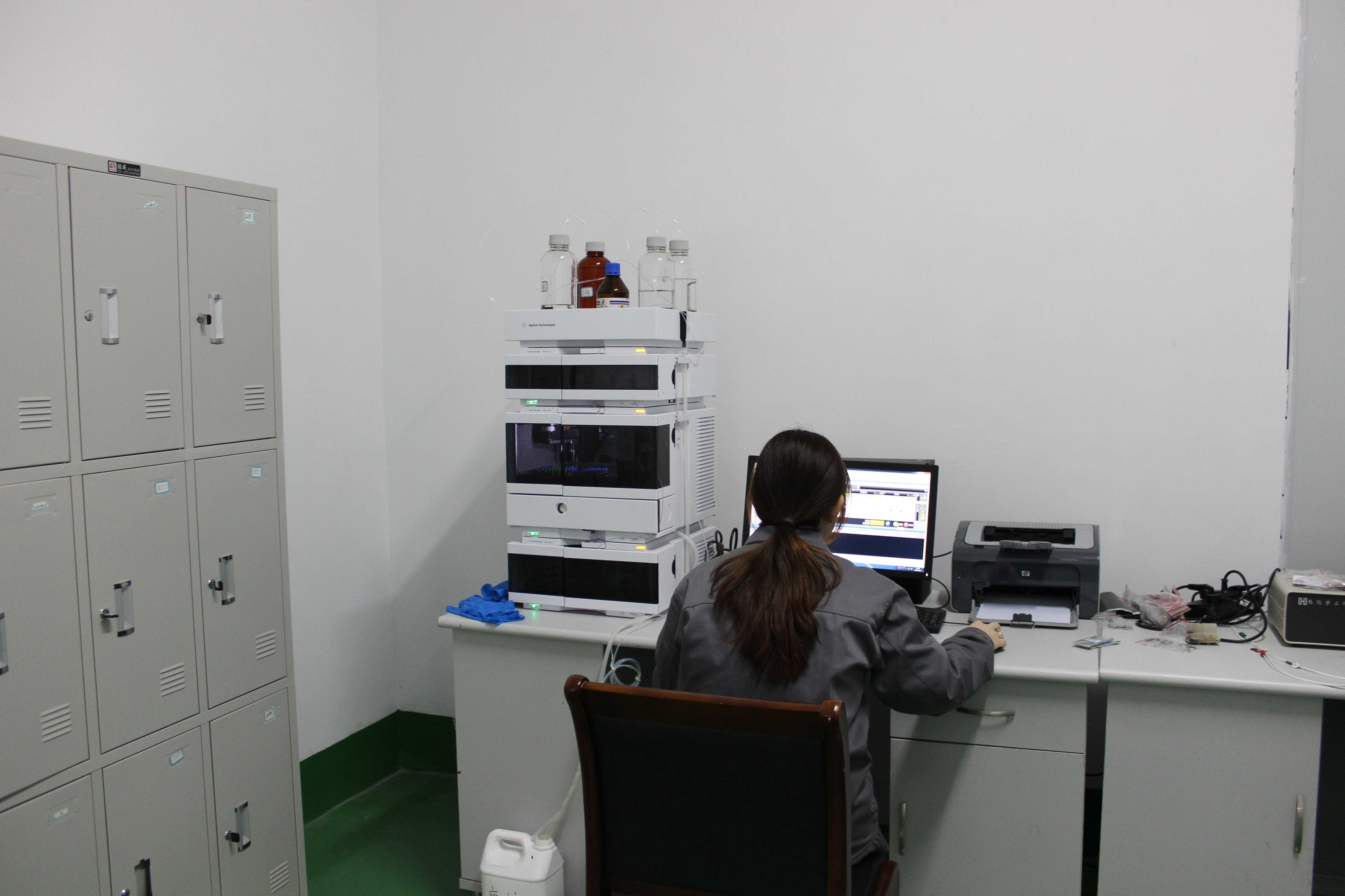 品質檢測液相色譜儀