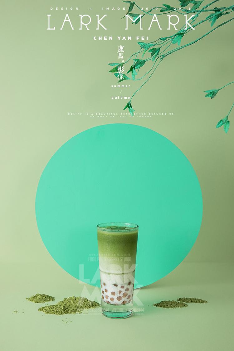 饮品摄影_奶茶摄影_玺之王茶9