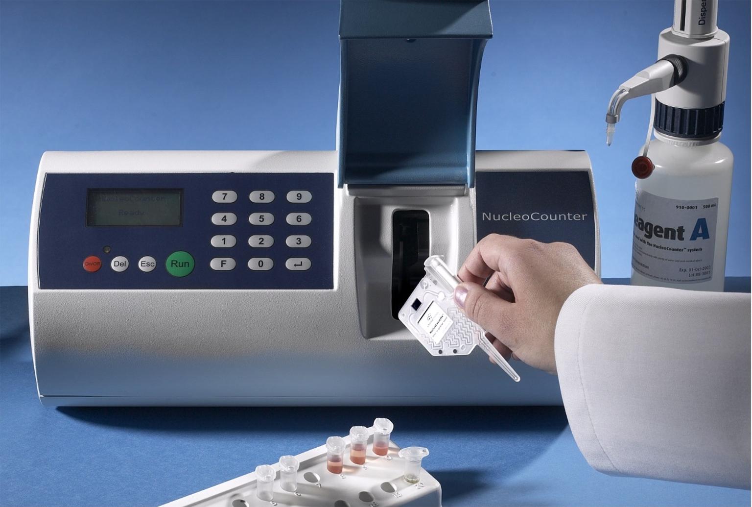 牛奶体细胞快速计数仪