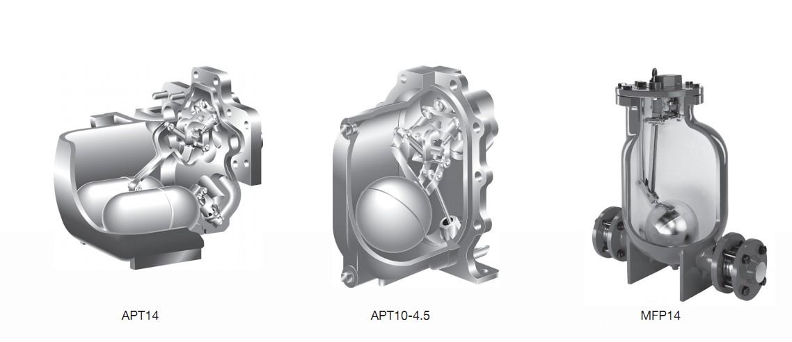 自动疏水阀泵