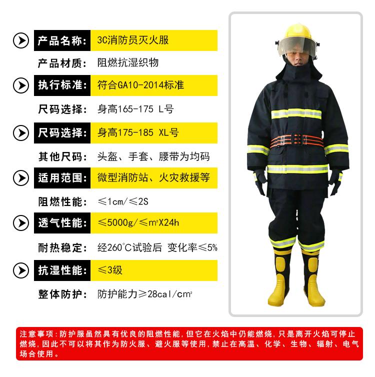 3C消防服-5