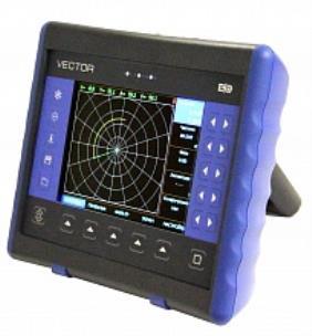 VECTOR50多功能新型渦流探傷儀