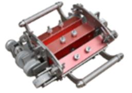 TS-08G管外壁可變徑漏磁檢測儀