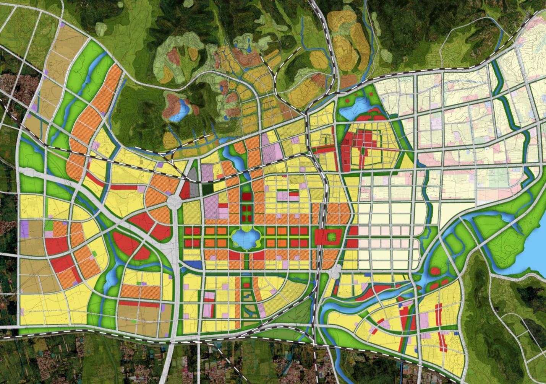 天津蓟州新城整体开发
